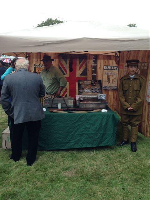 WW1 Wiltshire Soldiers